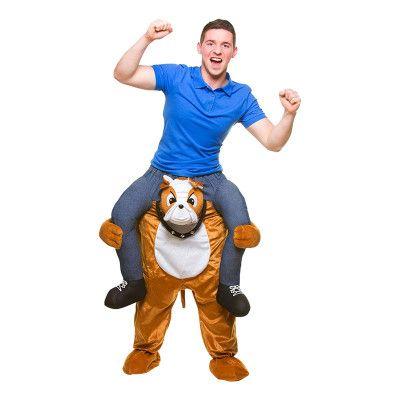 Carry Me Bulldog Maskeraddräkt - One size