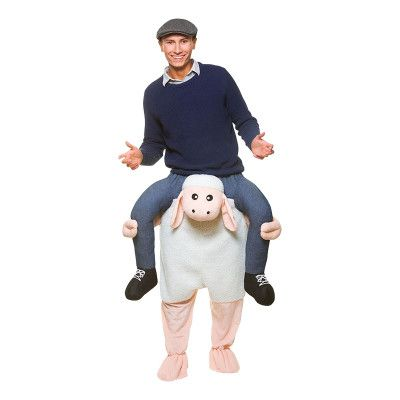Carry Me Får Maskeraddräkt