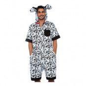Dalmatiner Kort Jumpsuit Deluxe - Medium