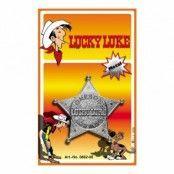 Lucky Luke Sheriffstjärna