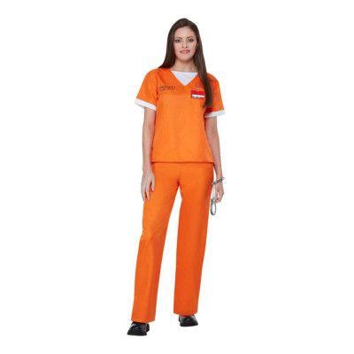 Orange is The New Black Maskeraddräkt - Medium
