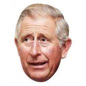 Prins Charles Pappmask