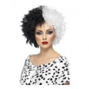 Cruella De Vil Peruk - One size