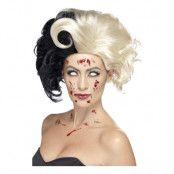 Cruella de Vil Zombie Peruk - One size