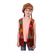 Hippieväst för Barn - Small