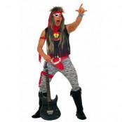 Dräkt  rock star