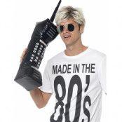 Jätte Uppblåsbar Retro Mobtiltelefon