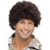 1970-tal Dude Afro peruk