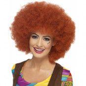 Rödbrun Afroperuk