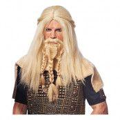 Viking Man Perukset - One size