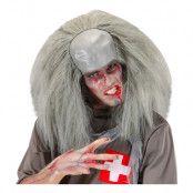 Zombie Peruk med Flint - One size