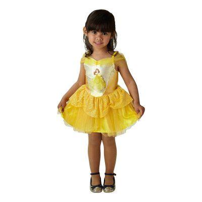 Belle Ballerina Barn Maskeraddräkt - Small