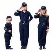 Polis, barn S
