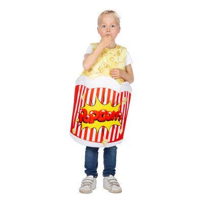 Popcorn Barn Maskeraddräkt - One size
