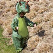 Triceratops barn maskeraddräkt