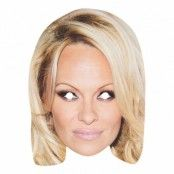 Pamela Anderson Pappmask