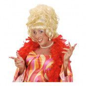 Blond Dragqueen Peruk - One size