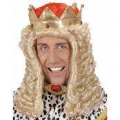 English King XIV - Blond Lyxperuk