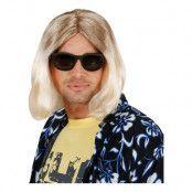 Grunge Blond Peruk - One size