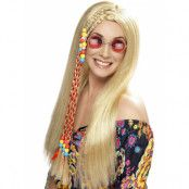 Hippie Peruk Blond