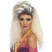 Krusig 80-talsperuk - Blond