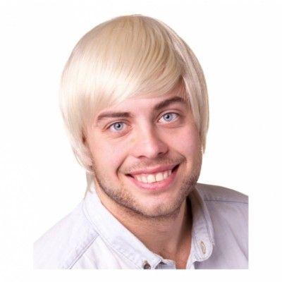 Liam Blond Peruk - One size
