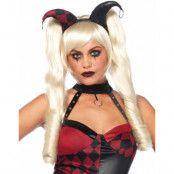 Lolita Deluxe Peruk i God Kvalitet - Blond Cosplayperuk i 3 Delar
