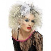 Madonnaperuk med Rosett - Blond