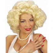Marilyn Monroe Peruk - Blond