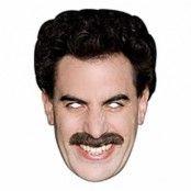 Borat Pappmask