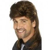 Hockeyfrilla peruk brun