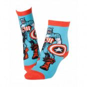 Marvel Captain America Strumpor