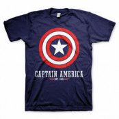 T-shirt  Captain America XL