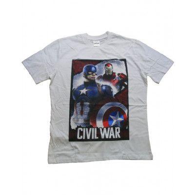 Vit Marvel's Captain America Civil War Unisex T-shirt
