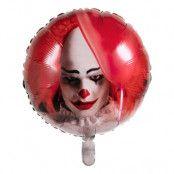 Folieballong Horror Clown
