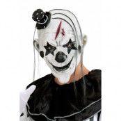 Mask  killer clown pierrot
