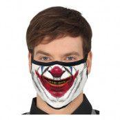 Munskydd Clown - One size