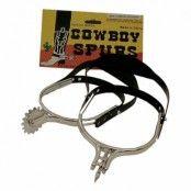 Cowboysporrar - 2-pack