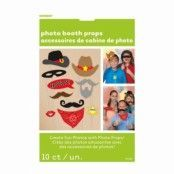 Fotoprops på Pinne Cowboy - 10-pack