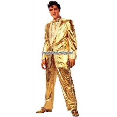 Elvis Presley Pappfigur - 182cm