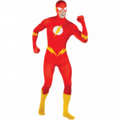 THE FLASH 2ND SKIN SUIT       , XL