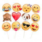 Emoji Fotoprops