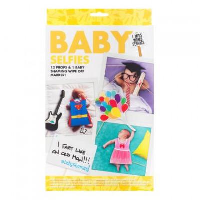 Fotoprops för Bebisar