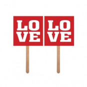 Fotoprops - Love 2 st