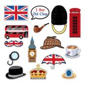 Fotoprops Storbritannien - 15-pack