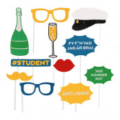 Fotoprops #Student - 11-pack