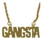Guldhalsband Gangsta