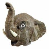 Elefantmask i Gummi - One size