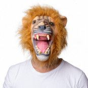 Mask  lejon