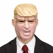 Mask  Trump halv